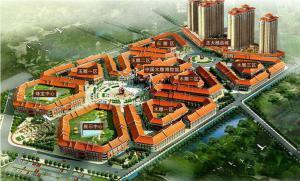 孟津县三彩小镇旅游开发一期项目