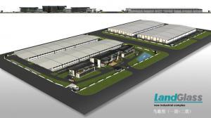 新型中空玻璃设备产业化项目